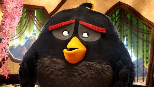 愤怒的小鸟电影,炸弹,2016年最佳动画电影(水平)