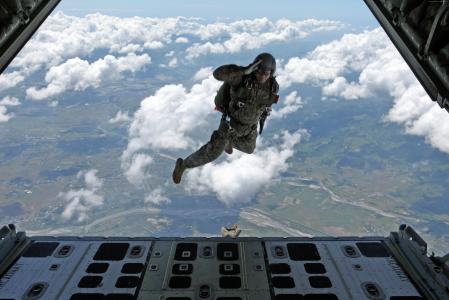 士兵,登陆,部队,飞机,登陆部队(横向)