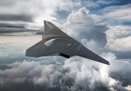 波音FX,战斗机,概念,美国空军,高清