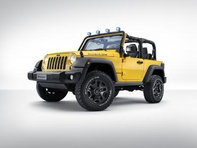 吉普牧马人Rubicon Rocks Star,交叉,SUV,2015款车型,评测,试驾(水平)