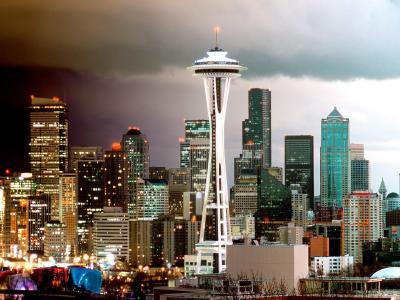 西雅图天际线,华盛顿