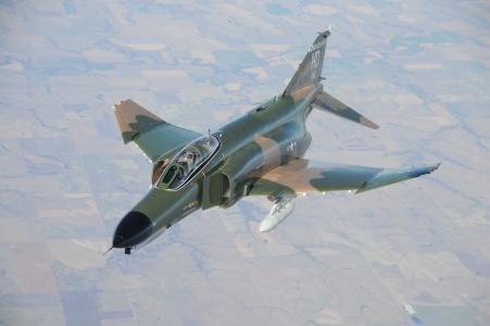 麦道公司F-4幻影II,F 4,歼击轰炸机,幻影2,美国空军,战斗机(水平)