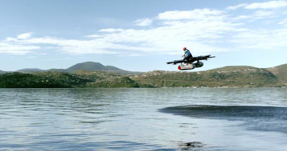 小鹰鹰传单,hoverbike,概念(水平)