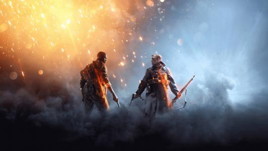 战地1,小队,2016年游戏,4K,8K
