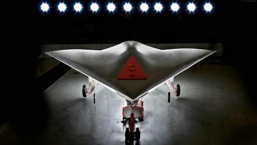 塔拉尼斯,猛禽,BAE系统,英国陆军,无人机,隐形技术,隐身,无人作战飞机,演示文稿(横向)