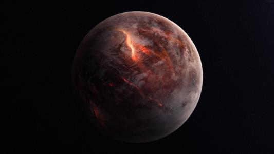行星,8K(水平)