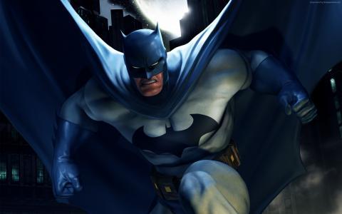 蝙蝠侠2015:阿甘,斜杠,游戏,英雄,奇迹,蝙蝠,斗篷,骑士,谭,城市,截图,艺术,4k,5k,个人电脑,
