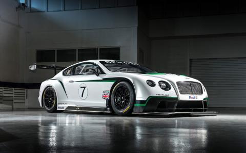 宾利欧陆GT3 2013