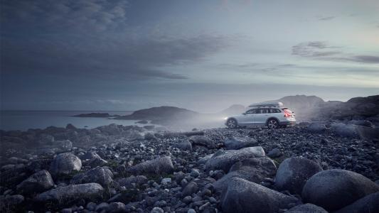 沃尔沃V90 T6越野海洋赛车版4K