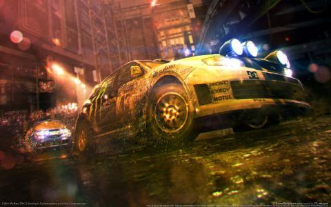 污垢2游戏宽屏