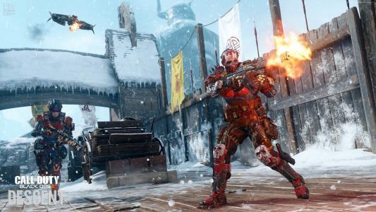 使命召唤:黑色行动3  - 下降,2016年最好的游戏,PC,PS3,PS4,Xbox一(水平)