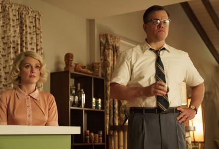 Suburbicon,Matt Damon,Julianne Moore,4k(水平)