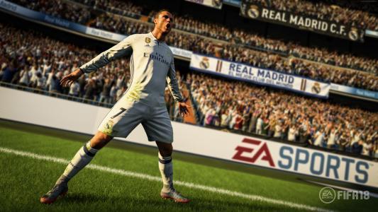 FIFA 18,4k,截图,海报,E3 2017(水平)
