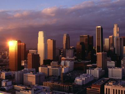 洛杉矶市中心