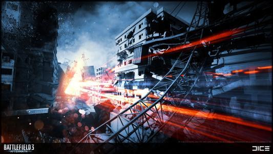 战地3后果震中