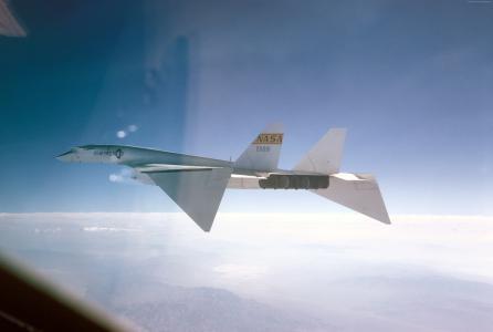 北美XB-70 Valkyrie,战斗机,美国空军(水平)