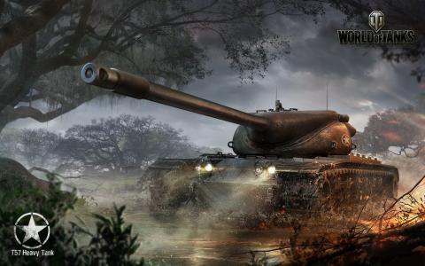 T57重型坦克坦克世界