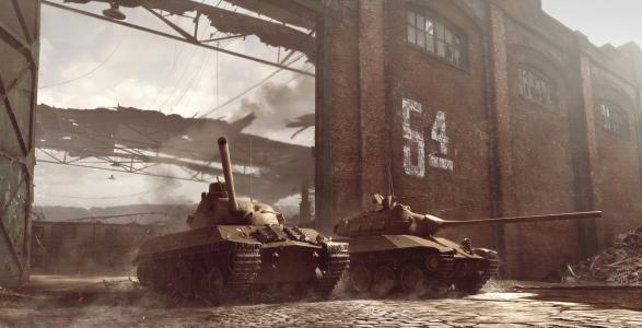捷克斯拉夫坦克,坦克世界,4K