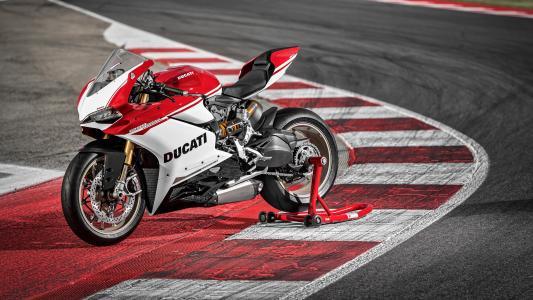 杜卡迪1299 Panigale S,超级摩托车,4K,杜卡迪