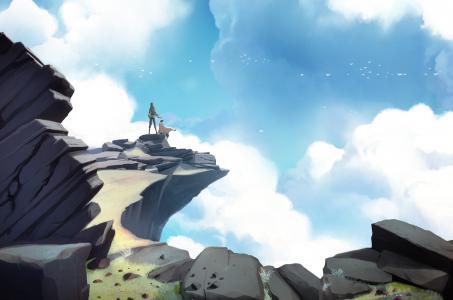 Worlds Adrift,MMO,PC(水平)