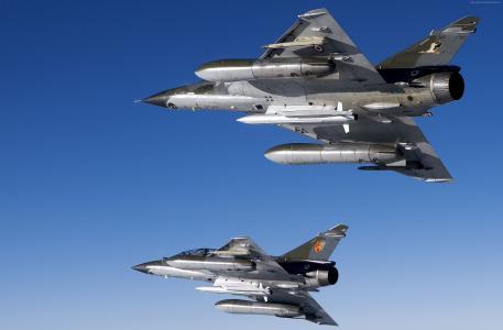 幻影2000,攻击,飞机,法国空军,法国军队(横向)