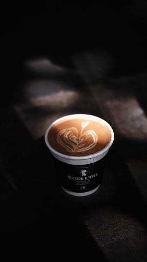 来一杯暖心咖啡