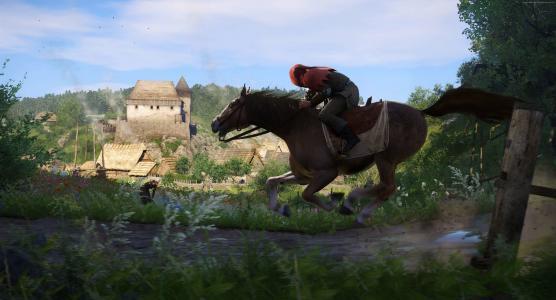 王国来吧:拯救,最好的游戏,开放的世界,PC,PS4,Xbox One(水平)