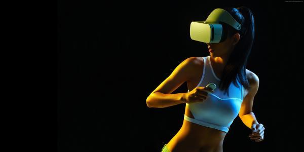 MI VR,小米,VR,虚拟现实,VR耳机(水平)