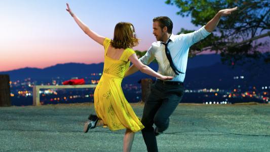 La La Land,Ryan Gosling,Emma Stone(横向)