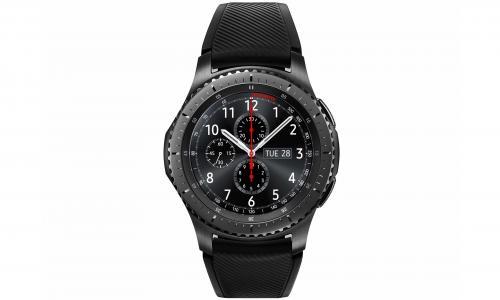 三星Gear S 3经典,智能手表,评论,IFA 2016(水平)