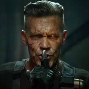 Deadpool 2,Cable,Josh Brolin,2018年