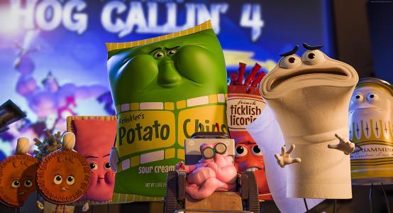 香肠派对,2016年最佳动画电影(横向)