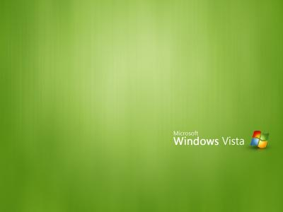 绿色Windows Vista