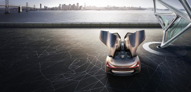 宝马Vision未来100,未来汽车,豪华轿车(卧式)