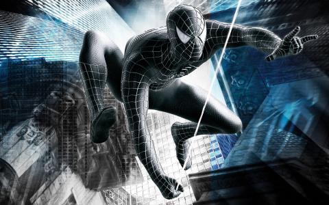 蜘蛛侠3 HD