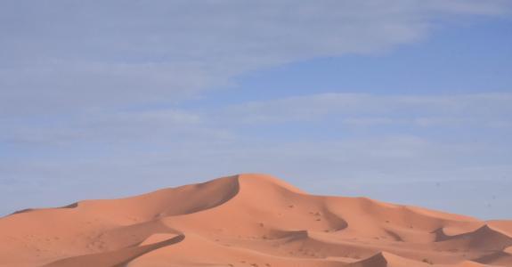 沙漠荒芜迷人美景