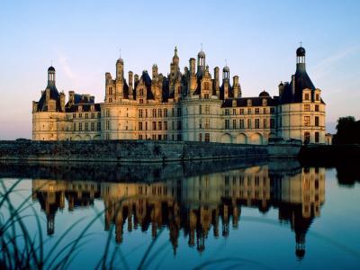 尚博尔城堡法国