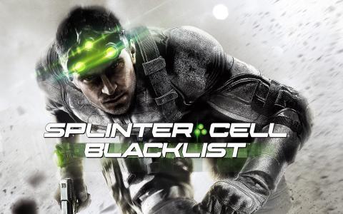 汤姆克兰西的分裂细胞黑名单游戏