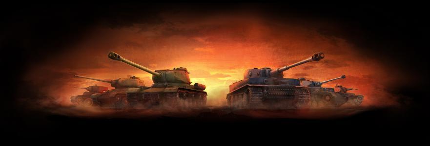 坦克世界,4K