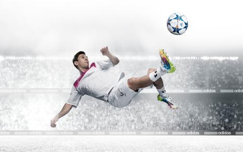 梅西足球足球