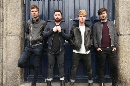Kodaline,顶级音乐艺术家和乐队,Steve Garrigan,Vinny May,Jason Boland,Mark Prendergast(横向)