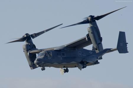 V-22鱼鹰,倾转旋翼,多任务飞机,贝尔,波音,美国陆军,美国空军(水平)